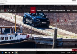 Website AutoAdvance